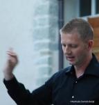 Cyrille Colombier, chef de Choeur Ensemble 20.21