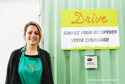 Fanny : Miss Saveurs Campagnardes Drive