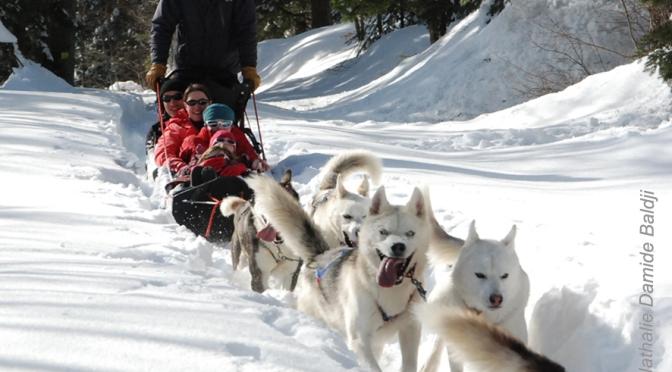 Sports d'hiver sans ski