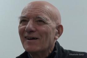 Michel Azama, auteur d'Iphigénie ou le péché des Dieux