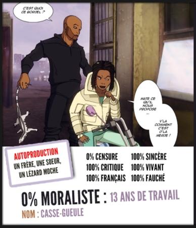 Casse Gueule DR BRAN