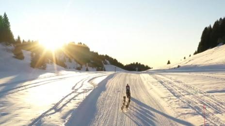 Grande Odyssée Savoie Mont Blanc - 16e édition - Belles images 13 janvier 2020