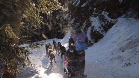 Grande Odyssée Savoie Mont Blanc - 16e édition - Belles Images 20 janvier 2020