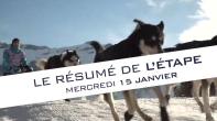 Grande Odyssée Savoie Mont Blanc - 16e édition - Résumé d'étape 15 janvier 2020