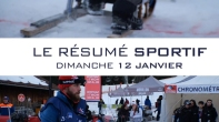 Grande Odyssée Savoie Mont Blanc - 16e édition - Résumé sportif 12 janvier 2020