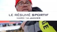 Grande Odyssée Savoie Mont Blanc - 16e édition - Résumé sportif 14 janvier 2020