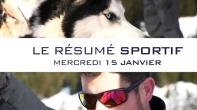 Grande Odyssée Savoie Mont Blanc - 16e édition - Résumé sportif 15 janvier 2020