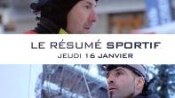 Grande Odyssée Savoie Mont Blanc - 16e édition - Résumé sportif 16 janvier 2020