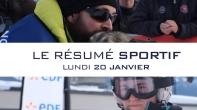 Grande Odyssée Savoie Mont Blanc - 16e édition - Résumé sportif 20 janvier 2020