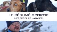 Grande Odyssée Savoie Mont Blanc - 16e édition - Résumé sportif 22 janvier 2020